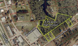 7 acres of land for sale